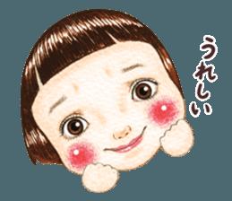 Ringochan4 sticker #12672406