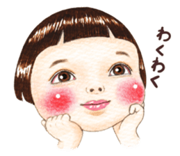 Ringochan4 sticker #12672407
