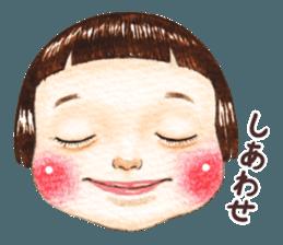 Ringochan4 sticker #12672408