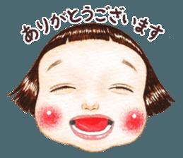 Ringochan4 sticker #12672410