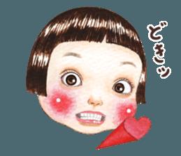 Ringochan4 sticker #12672414
