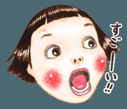 Ringochan4 sticker #12672415