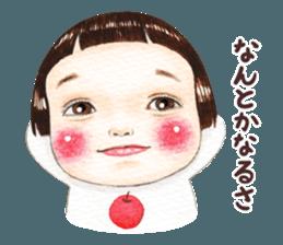 Ringochan4 sticker #12672416