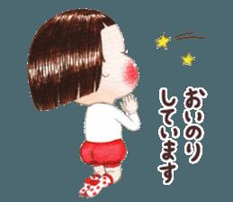 Ringochan4 sticker #12672417