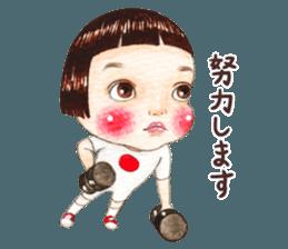 Ringochan4 sticker #12672418