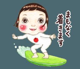 Ringochan4 sticker #12672420