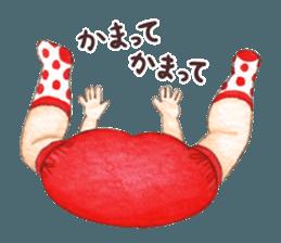 Ringochan4 sticker #12672423