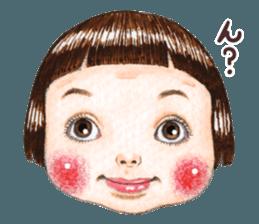 Ringochan4 sticker #12672426