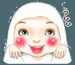 Ringochan4 sticker #12672427