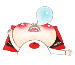 Ringochan4 sticker #12672429