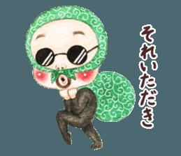 Ringochan4 sticker #12672431