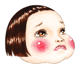 Ringochan4 sticker #12672432