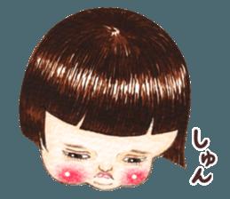Ringochan4 sticker #12672434
