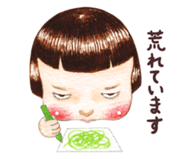 Ringochan4 sticker #12672436