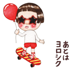 Ringochan4 sticker #12672437