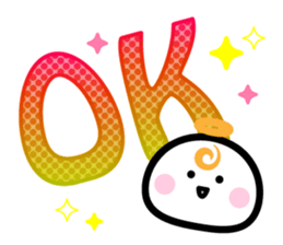 Daily conversation of the angel -chan sticker #12673348