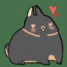 Dwarf feeling sticker #12676394