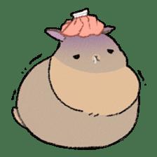 Dwarf feeling sticker #12676410