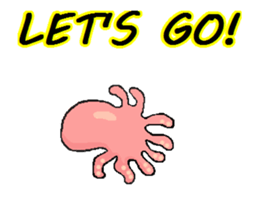 octopus Animated Stickers sticker #12693665