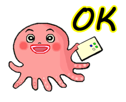 octopus Animated Stickers sticker #12693669