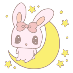 Rabbit stuffed cherry