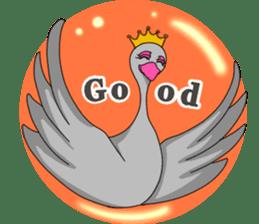 Namua Morimoto & Black Swan sticker #12701616