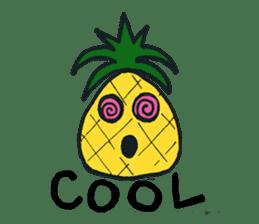 Pine-kun in Paradise sticker #12704294
