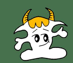 YAGITA'S EXPRESSION sticker #12708008