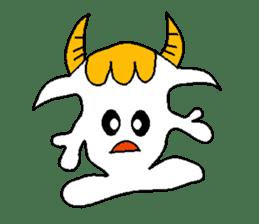 YAGITA'S EXPRESSION sticker #12708009