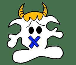 YAGITA'S EXPRESSION sticker #12708029