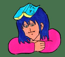 MIZUNOSHIZU sticker #12716036