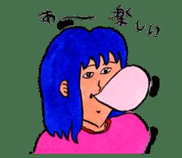 MIZUNOSHIZU sticker #12716039