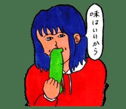 MIZUNOSHIZU sticker #12716049