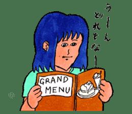 MIZUNOSHIZU sticker #12716053