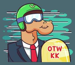 Pria Kudaman sticker #12721552
