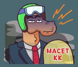 Pria Kudaman sticker #12721553