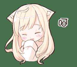 NEKOMIMI-MiA sticker #12723062