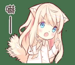 NEKOMIMI-MiA sticker #12723086