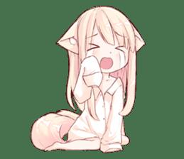 NEKOMIMI-MiA sticker #12723100