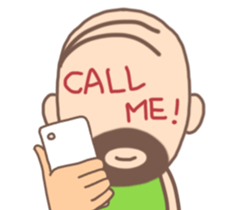 mood uncle sticker #12723150