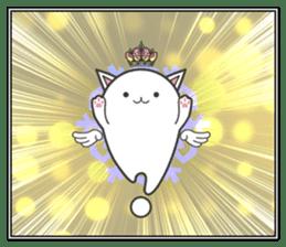 slime-cat Sticker sticker #12725994