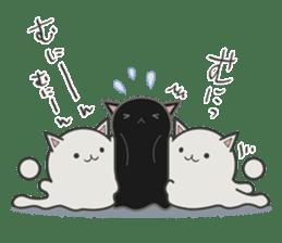 slime-cat Sticker sticker #12725997