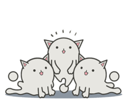 slime-cat Sticker sticker #12725998
