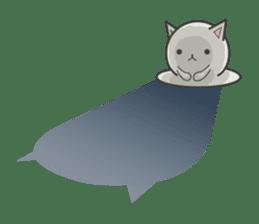 slime-cat Sticker sticker #12726012