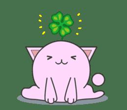 slime-cat Sticker sticker #12726019