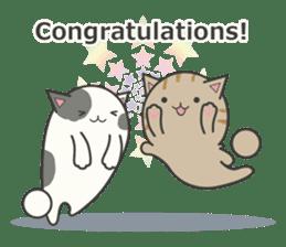 slime-cat Sticker sticker #12726025