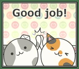 slime-cat Sticker sticker #12726029
