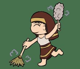 Ancient Greek - Roman Gods & Goddesses sticker #12738440