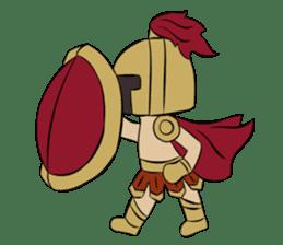 Ancient Greek - Roman Gods & Goddesses sticker #12738455