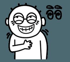 White Family Dook Dik sticker #12738671